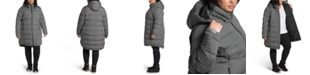 The North Face Women's Plus Size Metropolis Hooded Parka III