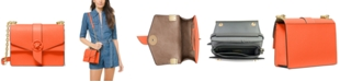 Michael Kors Greenwich Leather Convertible Crossbody