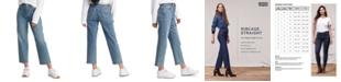 Levi's Ribcage Straight-Leg Ankle Jeans
