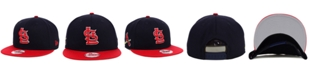 New Era St. Louis Cardinals MLB 2 Tone Link 9FIFTY Snapback Cap