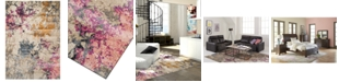 """Dalyn CLOSEOUT! Modern Abstracts Impressions Ivory 3'3"""" x 5'1"""" Area Rug"""