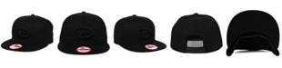 New Era Arizona Diamondbacks Black on Black 9FIFTY Snapback Cap