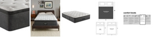"Beautyrest BRS900-C-TSS 16.5"" Plush Pillow Top Mattress - King, Created for Macy's"