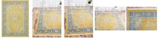 Bridgeport Home Kenna Ken1 Yellow 10' x 13' Area Rug