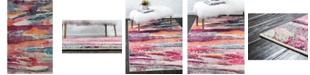 """Bridgeport Home Crisanta Crs1 Multi 10' 6"""" x 16' 5"""" Area Rug"""