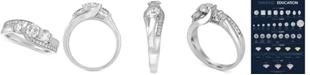 Macy's Diamond Bridal Ring (1-1/4 ct. t.w.) in 14k White Gold