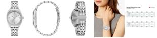 Caravelle Women's Stainless Steel Bracelet Watch 33mm