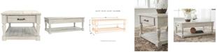 Signature Design By Ashley Ashley Furniture Shawnalore Coffee Table