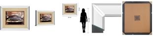 "Classy Art Classic Ride II by Robert Jones Mirror Framed Print Wall Art, 34"" x 40"""