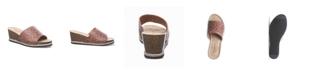 BEARPAW Women's Evian Wedge Sandals