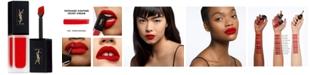 Yves Saint Laurent Tatouage Couture Velvet Cream Liquid Lipstick
