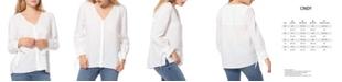Lola Jeans Tencel Linen Top