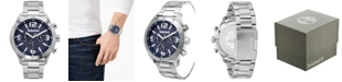 Timberland Men's Stainless Steel Bracelet Watch 49.5mm