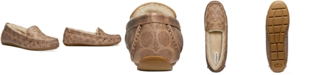 COACH Marley Moccasin Slippers