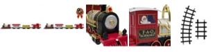FAO Schwarz Train Set Motorized with Sound 30 PC, Only @ Macy's