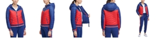 Tommy Hilfiger Colorblocked Quilted Jacket