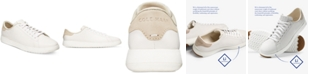 Cole Haan Women's GrandPro Tennis Lace-Up Sneakers