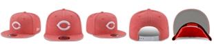 New Era Cincinnati Reds Neon Time 9FIFTY Snapback Cap