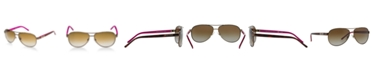 Ralph by Ralph Lauren Ralph Polarized Sunglasses , RA4004
