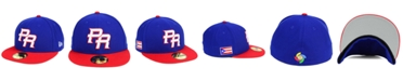New Era Puerto Rico World Baseball Classic 59FIFTY Fitted Cap
