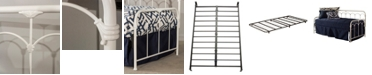 Hillsdale Jocelyn Metal Daybed with Trundle