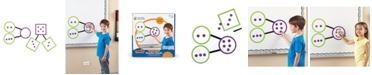 Learning Resources Giant Magnetic Number Bonds 55 Pieces