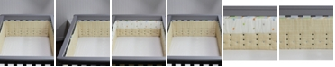 3 Stories Trading Nurture Open Air Vented Crib Liner