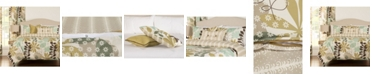 Siscovers English Garden Reversible Floral 6 Piece Full Size Luxury Duvet Set