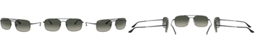 Ray-Ban Sunglasses, RB3611 60