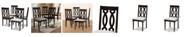 Furniture Cherese Dining Chair, Set of 4