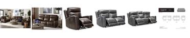 Furniture Bitola Leather Sofa Collection