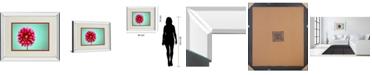 "Classy Art Zenia by Gail Peck Mirror Framed Print Wall Art, 34"" x 40"""