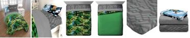 Jay Franco Minecraft Full 8-Pc. Comforter Set