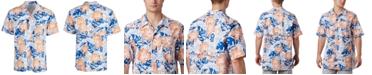 Columbia Men's Big & Tall Performance Fishing Gear Trollers Best Short Sleeve Shirt