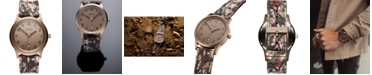MVMT Men's Field Camouflage Nylon Strap Watch 41mm
