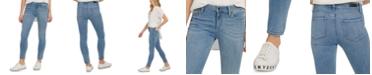 DKNY Jeans Delancey High Rise Skinny Jean