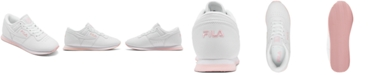 Fila Women's Machu Casual Sneakers from Finish Line