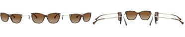 Ralph by Ralph Lauren Ralph Polarized Sunglasses, RA5267 56