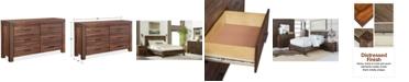 Furniture Avondale 6 Drawer Dresser