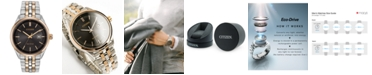 Citizen Men's Eco-Drive Two-Tone Stainless Steel Bracelet Watch 41mm BM7256-50E