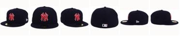New Era New York Yankees Rivalry 59FIFTY Cap