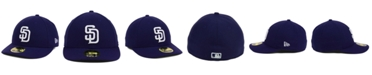 New Era San Diego Padres Low Profile AC Performance 59FIFTY Cap