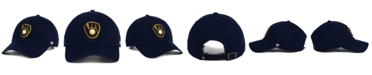 '47 Brand Milwaukee Brewers On-Field Replica CLEAN UP Cap