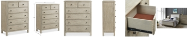 Furniture Parker 6 Drawer Chest, Created for Macy's