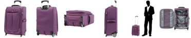 "Travelpro CLOSEOUT! Walkabout 4 22"" 2-Wheel Softside Carry-On, Created for Macy's"