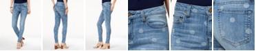 Michael Kors Selma Dot-Print Jeans