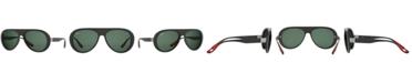 Ray-Ban Sunglasses, RB4310M SCUDERIA FERRARI COLLECTION