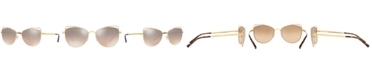 Michael Kors Sunglasses, MK1035 55 ST. LUCIA