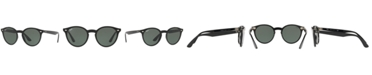 Ray-Ban Sunglasses, RB4380N BLAZE