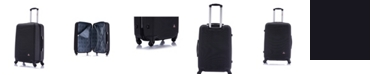 "InUSA Royal 24"" Lightweight Hardside Spinner Luggage"